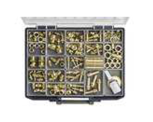 Sortimentsbox Messingdrehteile DBT 300
